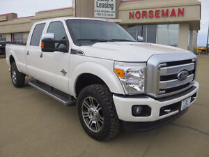 2016 Ford F-350 Lariat/Long Box/Nav/4x4 $59,897