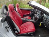 2007 Mercedes-Benz SLK280 3.0 7G-Tronic..FULL SERVICE HISTORY..RED LEATHER !!