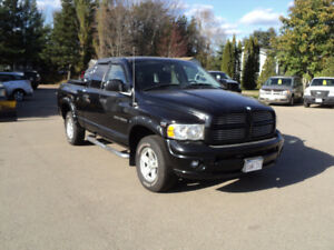 2005 Dodge Power Ram 1500 Pickup Truck 4X4