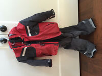Swiss Cross Ski Suit 110/116 (4-7 year old)
