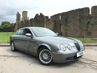 2005 55 Jaguar S-TYPE 3.0 V6 auto SE Low Mileage FSH