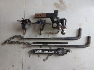 trailer towing package