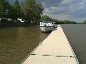 bateau Well Craft 35 hors to pied A1