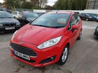 Ford Fiesta 1.25 ( 82ps ) 2015.75MY Zetec