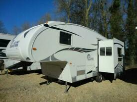 Forest River 5th wheel trailer Grand Surveyor 241RK