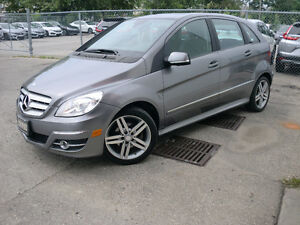 2011 Mercedes-Benz B-Class B200Turbo Avantgarde Edition Pan Roof