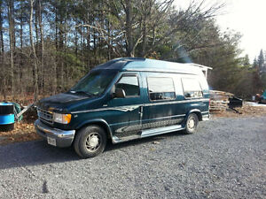 1998 Ford Conversion Van - Excellent Condition
