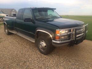 1997 Chevrolet C/K Pickup 3500 Pickup Truck