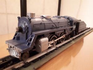 Lionel 247 Vintage superbe révisé et fonctionnel. fume et recule