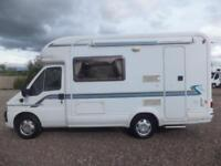 AUTO-TRAIL tracker two berth motorhome for sale