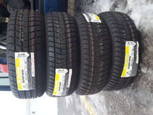 4 New Nexen winter tires 205/60R15