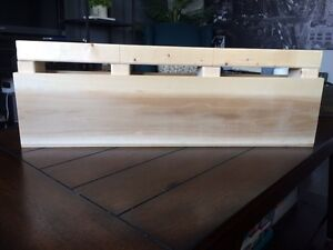 Handcrafted 2' Floating Shelves Peterborough Peterborough Area image 3