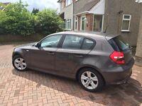 BMW 1series 5door manual top spec