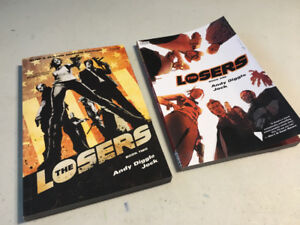 The Losers graphic novels