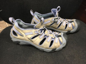 Ladies Keen hikers / sandals (open) ... about size 8 or 8.5