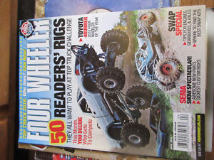 Four Wheeler and Off Road Magazine
