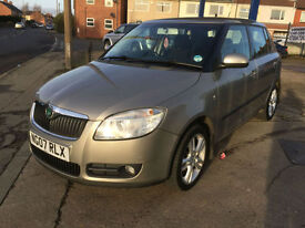 2007 Skoda Fabia 1.4TDI 87,000 miles full history, £30 ROAD TAX, 70 MPG!!!
