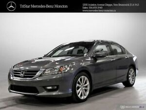 2014 Honda Accord Sedan V6 Touring at
