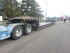 2016 XL Specialized 80-MFG Gooseneck Trailer with Flip Axle 24FA