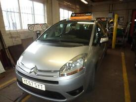 CITROEN C4 GRAND PICASSO 1.6HDi 16v VTR+ 7 SEAT WARRANTY FINANCE AVAILABLE