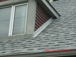 ROOF SPECIALIST SHINGLE & FLATS REPAIRS STARTIG & 150 Windsor Region Ontario image 8