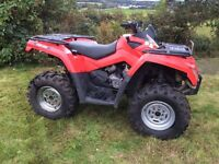 2007 57 reg Can Am Outlander 800cc Fully Road Legal PLG
