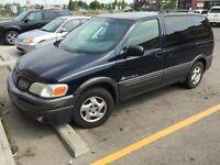 2003 Pontiac Montana , mint condition , remote start,sale !!!