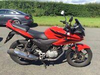 2011 Honda CBF125 125cc
