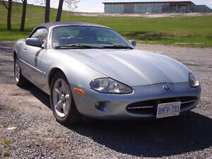 1997 Jaguar XK8 CONVERTIBLE Other