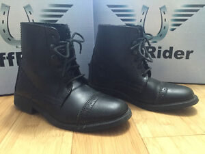 Childs riding boots