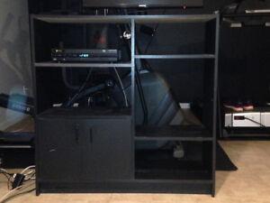 Meuble de télé et de rangement