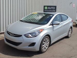 2013 Hyundai Elantra GL THIS WHOLESALE CAR WILL BE SOLD AS TR...