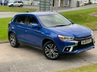2019 Mitsubishi Asx 1.6 Juro 5dr Hatchback Petrol Manual