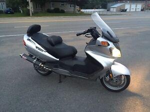 Suzuki Burgman 650 2004,  36 000 km