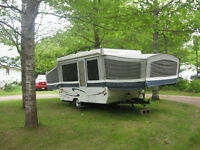 2000 Dutchman tent trailer 12'