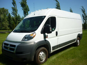 2014 Ram Promaster 3500 Cargo Van EXTENDED, HIGH ROOF