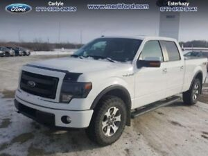 2014 Ford F-150 FX4 Luxury  - one owner - local
