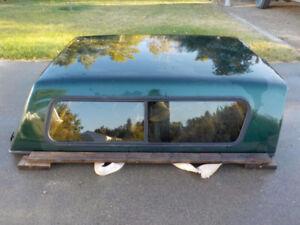 Raider Fiberglass Truck Topper/Cap/Canopy 6.5 foot