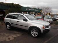 Volvo XC90 2.4AUTO Geartronic 2006 D5 SE 4X4 7 SEATER FULL MOT FULL LEATHER