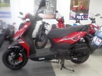 SYM CROX 125 phone, 01257 230300
