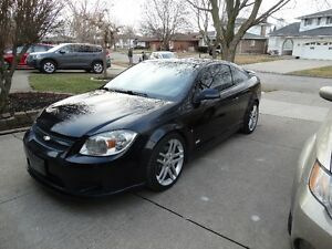 2008 Chevrolet Cobalt SS Coupe turbo (2 door) never hit snow!