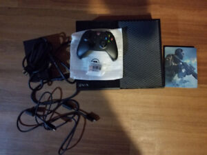 Xbox one with new controller!