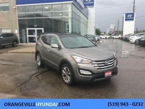 2014 Hyundai SANTA FE SPORT 2.0T Limited AWD - Trade-in