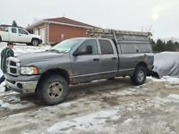 2005 Dodge Ram 2500 Cummins 4x4 longbox