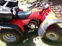 Excellent condition1989 Honda fourtrax