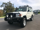 2008 VDJ76 toyota landcruiser wagon RWC completed