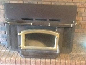 Wood Fire place insert