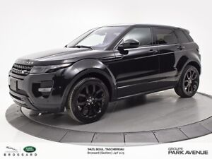 2015 Land Rover Range Rover Evoque DYNAMIC - BLACK PACK -