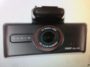 FLUID HD VEHICLE VIDIO CAMERA WITH TOUCH SCREEN