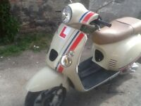 Baotian monza 50 2012 model 50cc